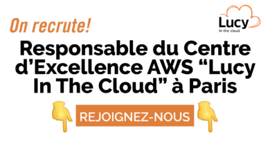 Responsable du Centre d'Excellence AWS